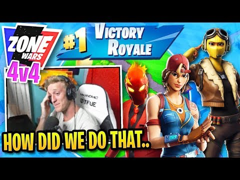 Tfue's NEW Squad Makes Intense COMEBACK in Tournament!