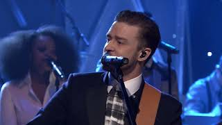 Gambar cover Justin Timberlake   Not A Bad Thing Live on The Tonight Show Starring Jimmy Fallon