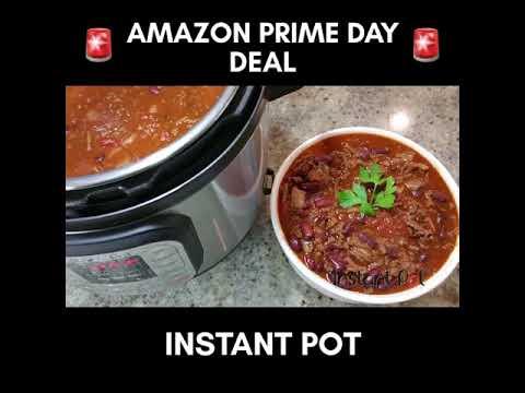 Amazon Prime Day Deal: Instant Pot