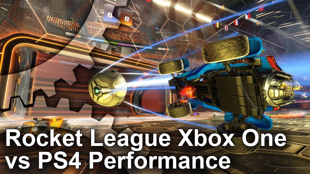 Rocket League Now Runs Better On PS4