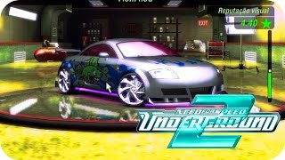 Need for Speed Underground 2 #29 - Fazer Drift é muito legal (PT-BR)