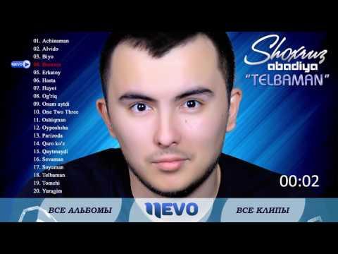 "Shoxruz (Abadiya) - ""Telbaman"" albom dasturi 2016"
