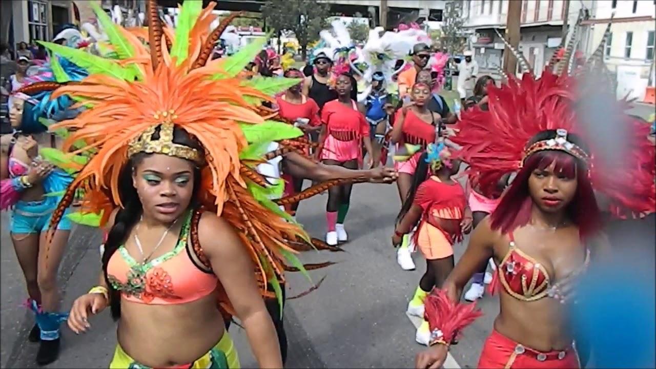 Bayou Bacchanal Carnival