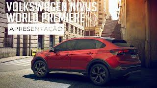 Volkswagen Nivus World Première - Apresentação