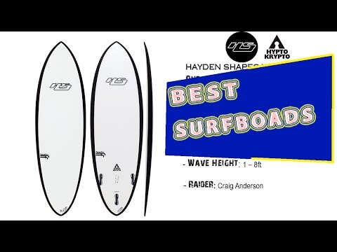 Best Surfboards 2016