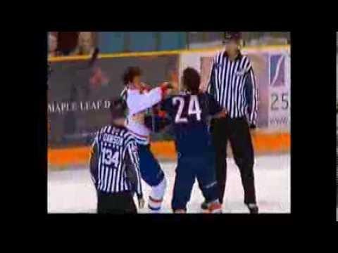 Ryan Rehill vs. Jackson Playfair