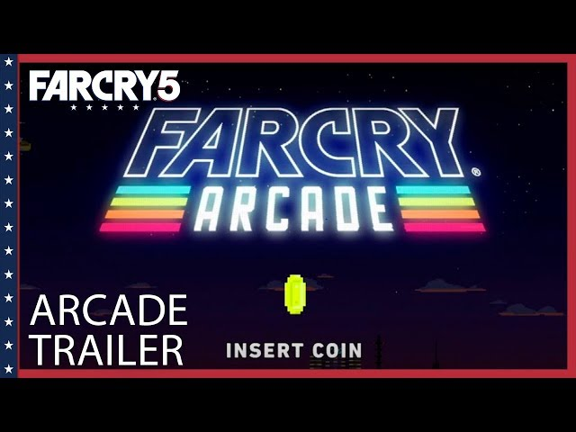 Far Cry 5 Arcade Map Editor Includes Assets From Ubisoft Titles Like Assassin S Creed Black Flag And Watch Dogs Segmentnext