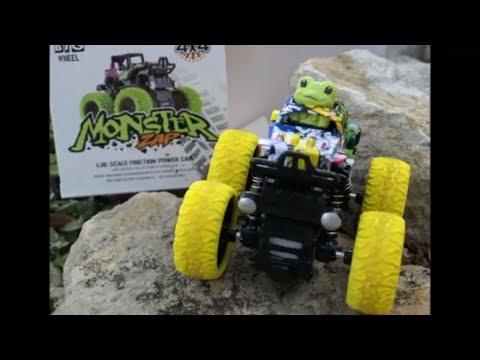 Monster Off Road Vehicle 4 Wheels Drive Trucks (Reviews by Harper)