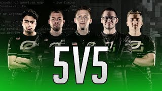First 5v5 SnD Tournament With OpTic Gaming