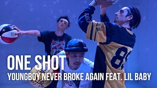 One Shot (feat. Lil Baby) -YoungBoy Never Broke Again / Freestyle Basketball / choreography