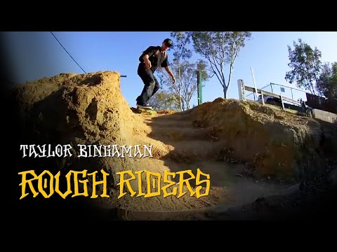 Taylor Bingaman - BONES Wheels Rough Riders