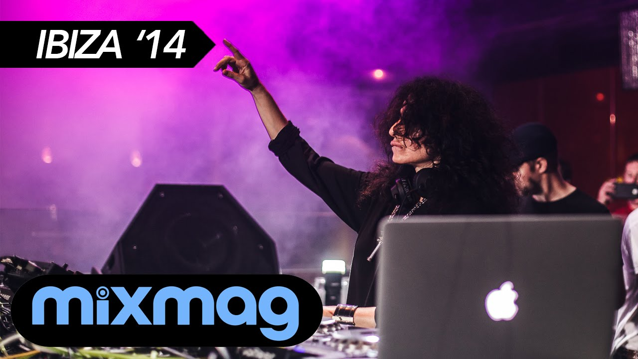 Nicole Moudaber - Live @ Music Is Revolution, Space, Ibiza 2014