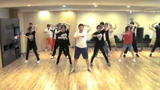 PSY   Gangnam Style Mirrored Dance Practice