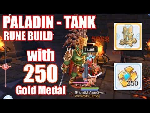 Ragnarok Mobile : Paladin Build and Runes - смотреть онлайн на Hah Life
