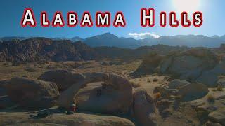 Alabama Hills FPV ????