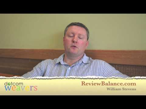 Review Balance - Testimonial for NJ Web Design company