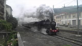 preview picture of video 'Treno storico 2013 Rossiglione-La spezia'