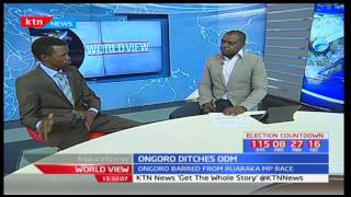 World View: Elizabeth Ongoro ditches ODM