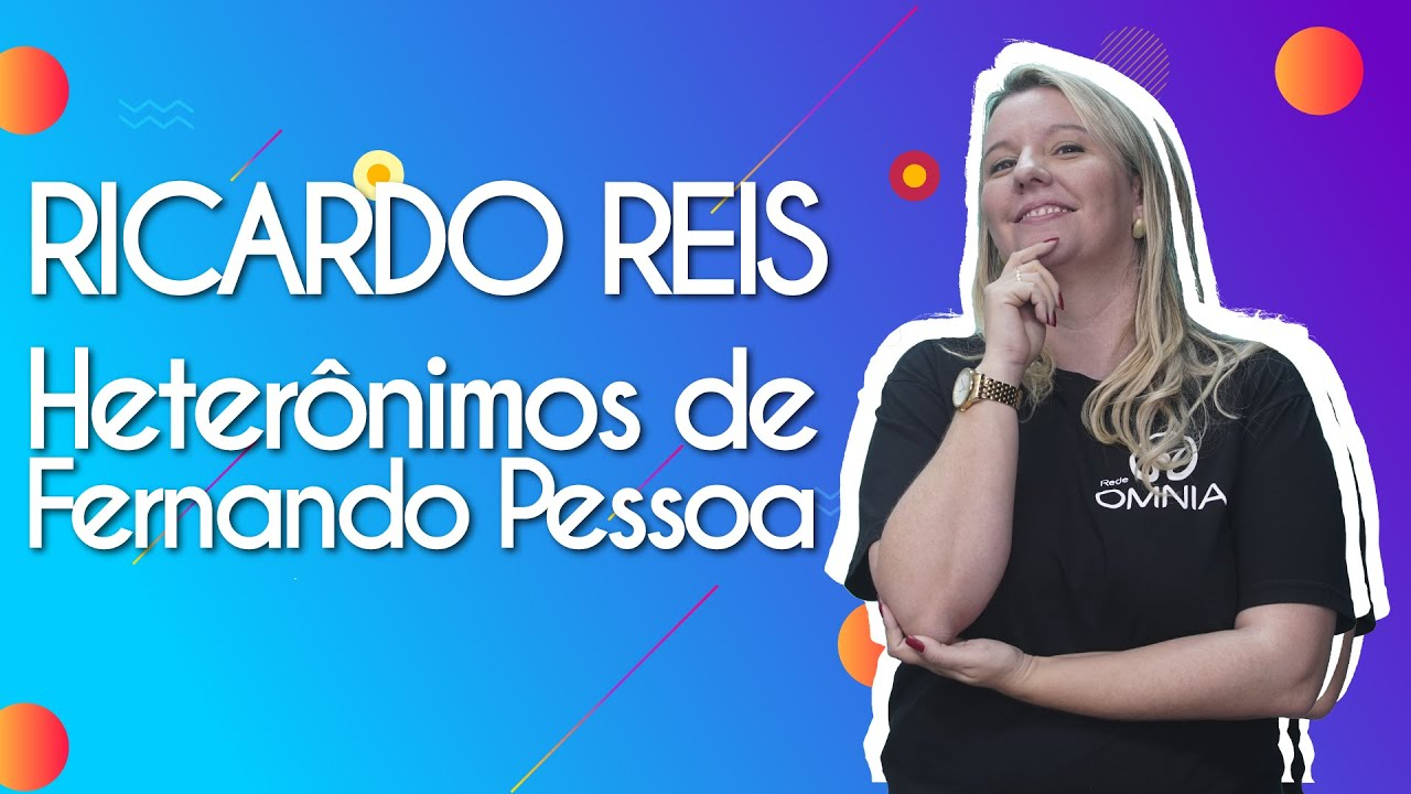 Ricardo Reis | Heterônimos de Fernando Pessoa