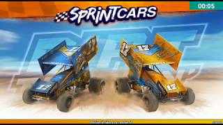 kar game कार गेम डाउनलोड करें फ्री 🚗📲 Dirt Trackin Sprint Cars 1.0.0 apk