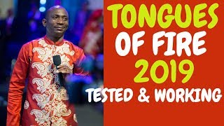 TONGUES OF FIRE 2019 RAISED THE DEAD : DR  PAUL ENENCHE