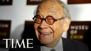 I.M. Pei, Pioneering Architect Who Designed Iconic Louvre Pyramid, Dies At 102 | TIME