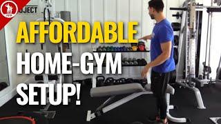 The Simple Affordable Home Gym Setup