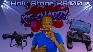 Holy Stone HS100 2K 5G Wifi FPV Drone (Upgraded)    Flight Test (short)