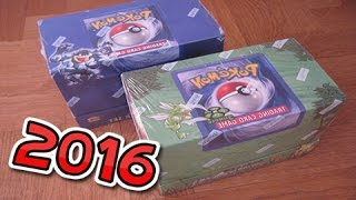 Base Set Pokemon Cards Getting Re-Released!?!