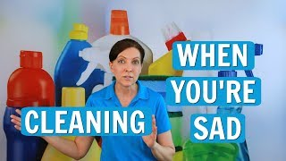 Cleaning Sad - How to Keep Your Cleaning Business From Falling Apart