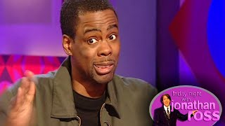 """Chris Rock Beats His """"Rich Kids""""   Full Interview   Friday Night With Jonathan Ross"""