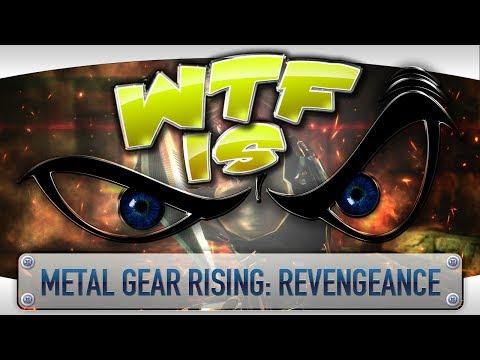 ► WTF Is... - Metal Gear Rising: Revengeance ? video thumbnail