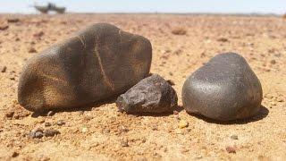 Dry Salt Pan Meteorite Hunt Western Australia - Meteorites Or Meteorwrongs?