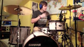 Angels & Airwaves - My Heroine (It's Not Over) - Drum Cover by Chris Barber 2/3