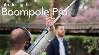 Удочка для микрофона rode boompole pro карбоновая