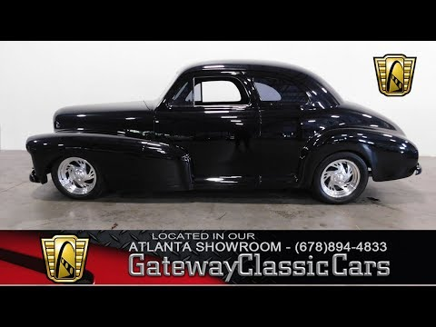 Video of '47 Sedan - L8EY