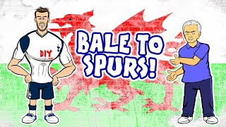 ⚪BALE to SPURS!⚪ (Tottenham sign Gareth Bale - he wants to go home!)