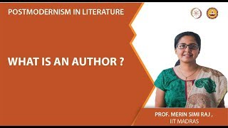 What is an Author ?