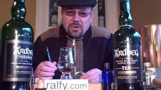 YouTube: Ardbeg Uigeadail  single Malt (70cl)