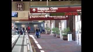 INSIDE THE PHILADELPHIA INTERNATIONAL AIRPORT