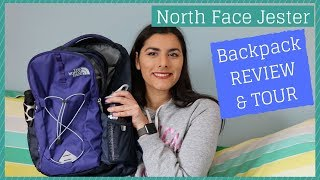North Face Jester Backpack REVIEW + TOUR