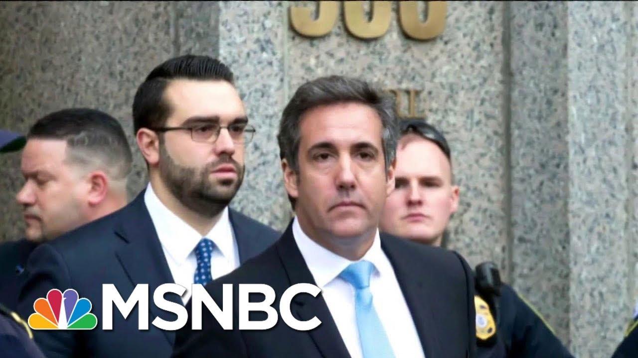 Did Michael Cohen Maintain An Extramarital Affair Slush Fund? | Morning Joe | MSNBC thumbnail