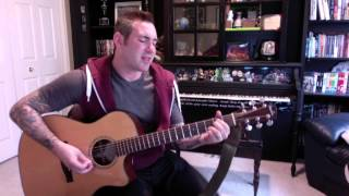 """LIVE FROM MY DESK: Eric Himan """"Anticipate"""" (Ani DiFranco Cover)"""