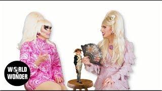 """UNHhhh Ep 84: """"Return of the Random"""" with Trixie Mattel and Katya Zamolodchikova"""