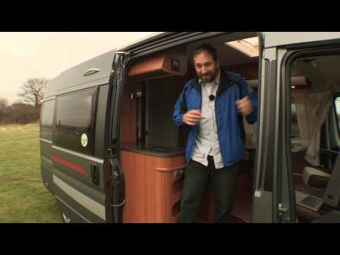 Practical Motorhome reviews the Adria Twin 640 SPX