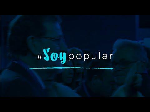 """Campaña """"Soy Popular"""""""