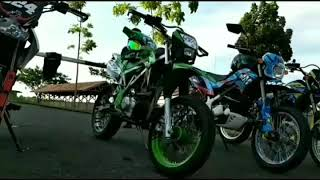 preview picture of video 'Supermoto melawi'
