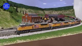 Kokomo Junction Railroad In N Scale, Episode 01 Featured In Trackside Model Railroading.