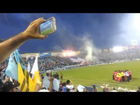 """""""Espectacular !!!Recibimiento jaiba Brava vs pioneros de cancun"""" Barra: La Terrorizer • Club: Tampico Madero"""