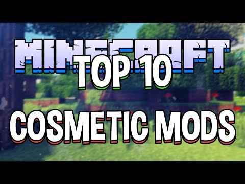 Minecraft Top 10 Best Cosmetic Mods (Minecraft 1.7.10) | Best of Minecraft